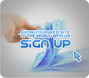 The best hosting solution for your success. Signup now!